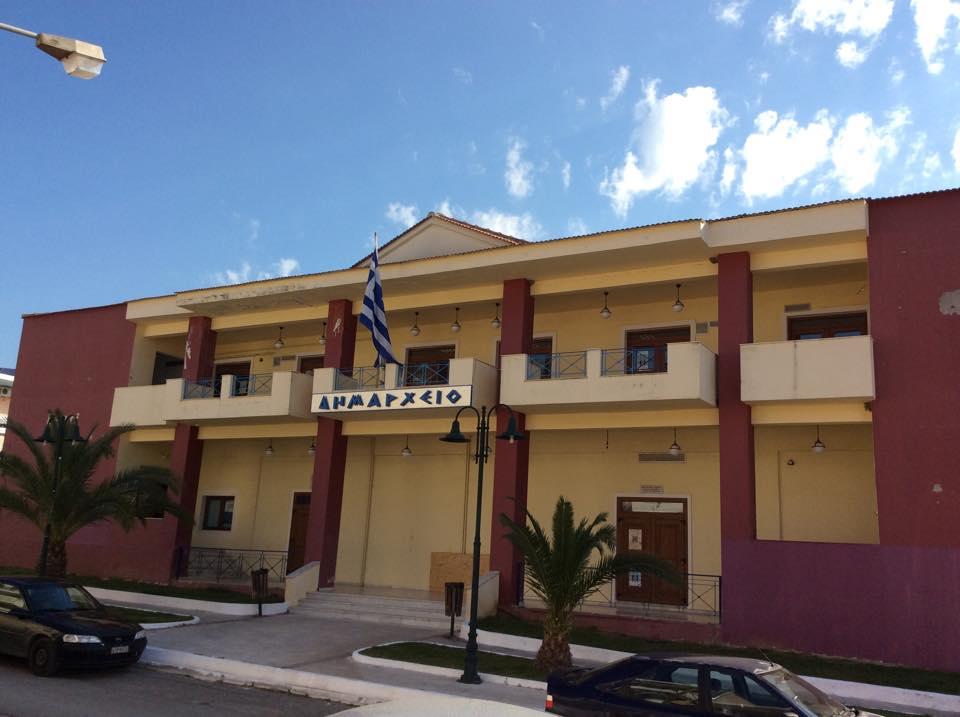 Συνεδριάζει το Δημοτικό Συμβούλιο του Δήμου Ξηρομέρου
