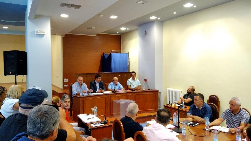 ΔΗΜΟΣ ΞΗΡΟΜΕΡΟΥ:Πρόσκληση για τακτική συνεδρίαση Δημοτικού Συμβουλίου.