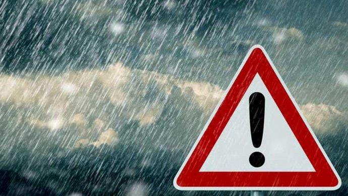 Μεταβολή του καιρού το επόμενο διήμερο (Δευτέρα - Τρίτη) με βροχές και καταιγίδες που τοπικά θα είναι έντονες.