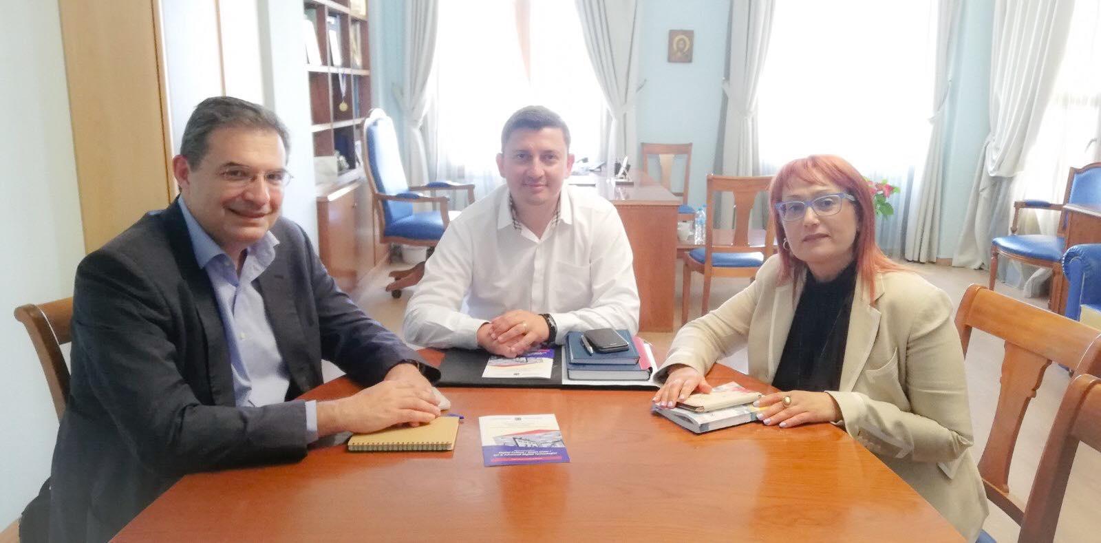 Συνεργασία Δήμου Ξηρομέρου με το Πανεπιστήμιο Πειραιώς.