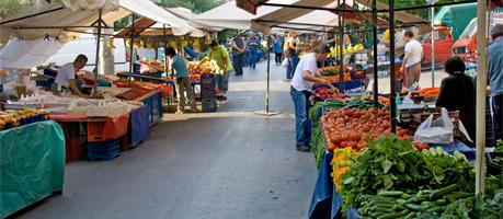 Αναστολή λειτουργίας της λαϊκής αγοράς Αστακού.